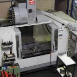 High Speed Engineering CNC Mill Haas VF5XT