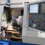 High Speed Engineering CNC Lathe Daewoo Puma 240M
